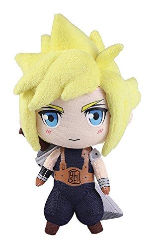 Final Fantasy STL047299 VII Cloud Strife Mini Peluche