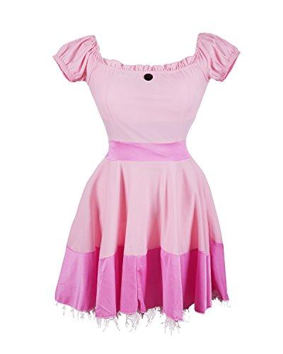 Disfraz de Emma's Wardrobe de la Princesa Peach - Incluye...