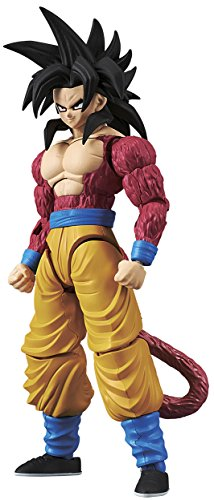 Bandai Hobby Goku Super Saiyan 4 Model Kit 14 cm Dragon Ball...