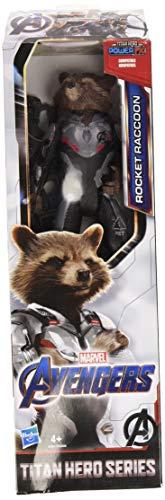 Avengers Titan Hero Movie Rocket (Hasbro E3917ES0)