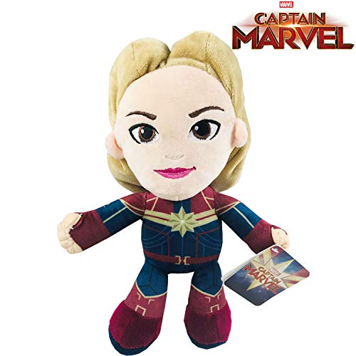 Play by Play Peluche Soft Captain Marvel Heroes Marvel 30cm...
