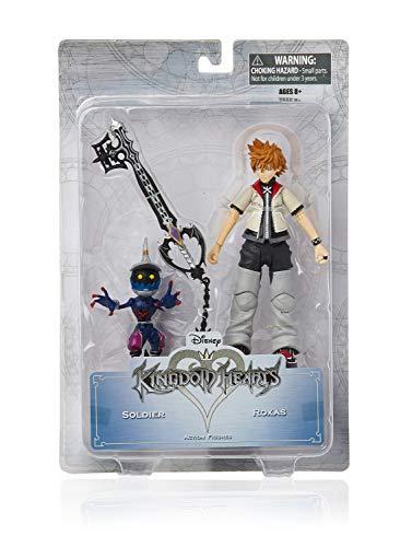Kingdom Hearts Disney Figuras de Acción para Coleccionar,...
