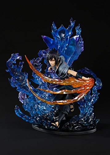 BANDAI 20857–Naruto 58058Figuarts Zero–Sasuke...