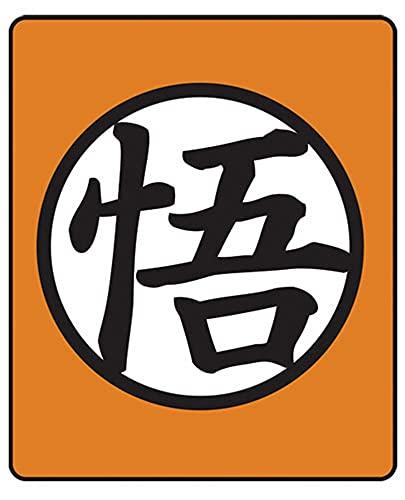 Gran Entretenimiento Oriental Dragon Ball z Goku símbolo...