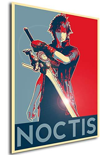 Instabuy Propaganda Posters Final Fantasy XV - Noctis - A3...