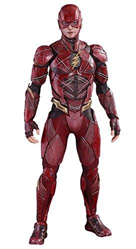 Hot Toys Figura The Flash 30 cm. La Liga de la Justicia....