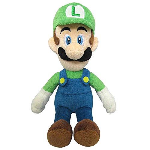 SUPER MARIO Peluche de Luigi de la Serie Nintendo...