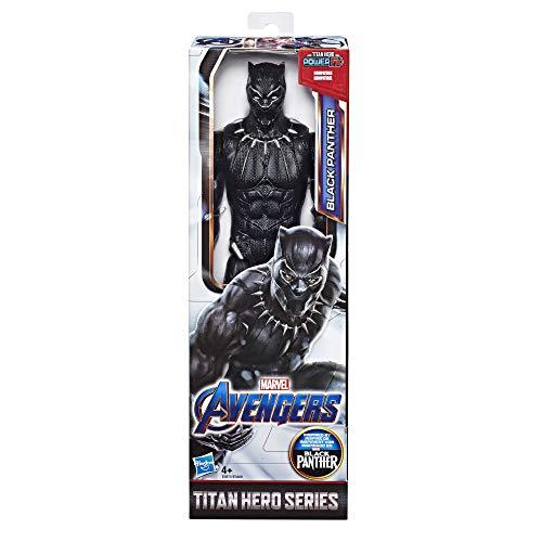 Avengers Titan Hero Movie Black Panther (Hasbro E5875ES0)