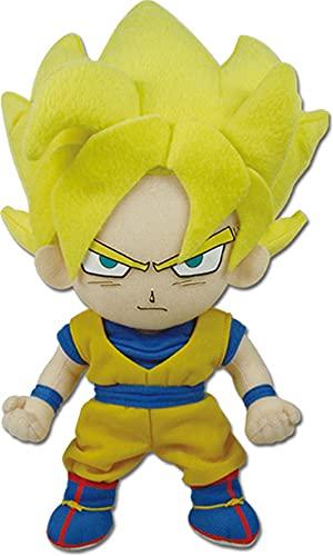 Dragon Ball Z Super Saiyan Goku 8 inch Juguete De Peluche