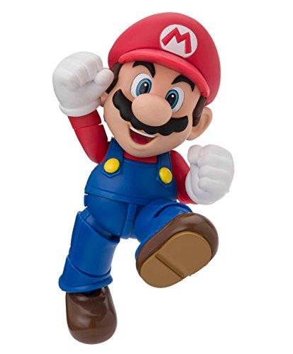 Bandai Tamashii Nations BTN83159-0 - Figura de acción Mario...