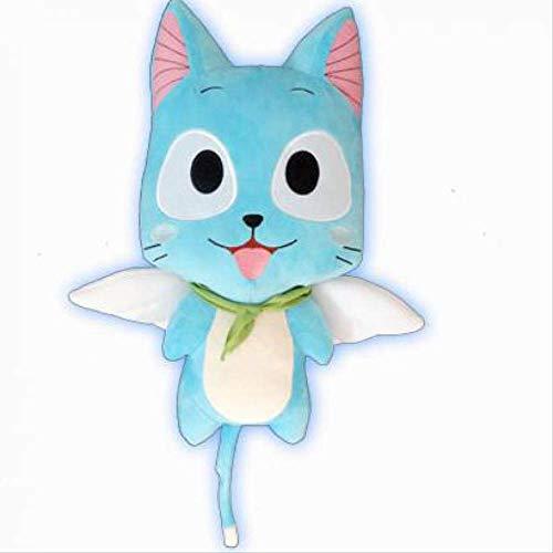 Muñeco de Peluche 30cm Anime Fairy Tail Happy Plush Toy...