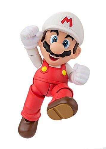 Bandai Tamashii Nations S.H.Figuarts Fuego Mario Super Mario...