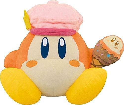 Banpresto ichiban kuji star Kirby ICE CREAM B Award Wadorudi...