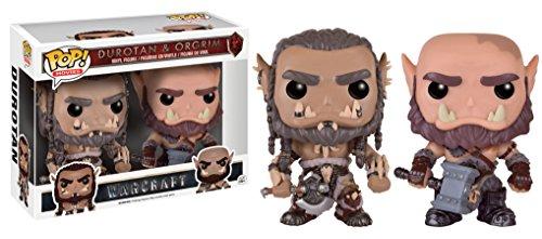 Funko - Figurine World of Warcraft Movie - 2 Pack Durotan &...