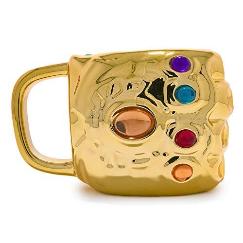 Paladone Taza Desayuno Gauntlet Infinity War Los Vengadores,...