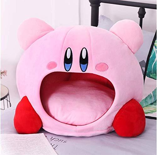 WFORGETT Kirby Plush Soft Sleep Pillow Cap Kawaii Anime Game...