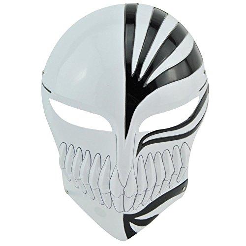 Cosplay_Rim Bleach Kurosaki Ichigo máscara negra Cool