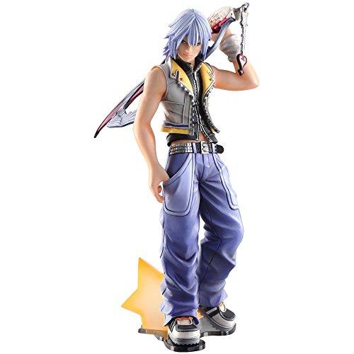 Kingdom Hearts II Static Arts Gallery Riku Estatua