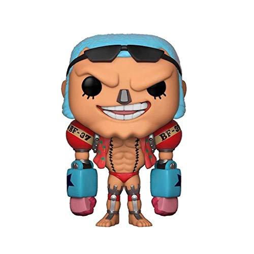 Funko Pop!- One Piece: Franky (23193)