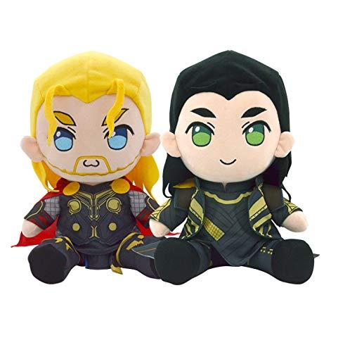LYH2019 Movie The Avengers Thor Loki Anime Cosplay CP Doll...