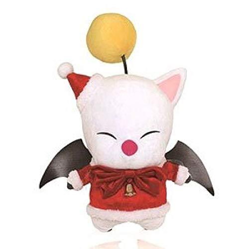 Final Fantasy XIV Moogle Plush Toy (Christmas ver.) All one
