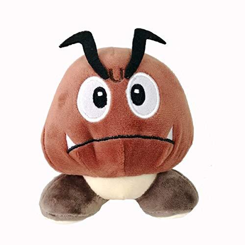 Yijinbo Super Mario Bros Goomba Peluche Peluche Peluche...