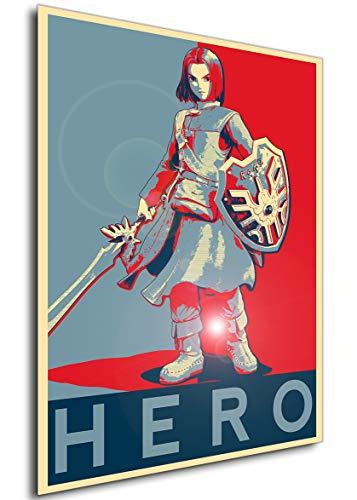 Instabuy Poster - Propaganda - Dragon Quest XI - Hero A3...