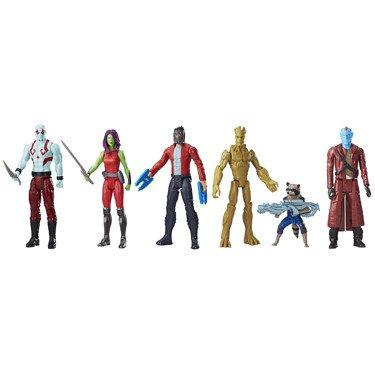 Marvel'S Guardians of The Galaxy - Titan Hero Series 6pk...