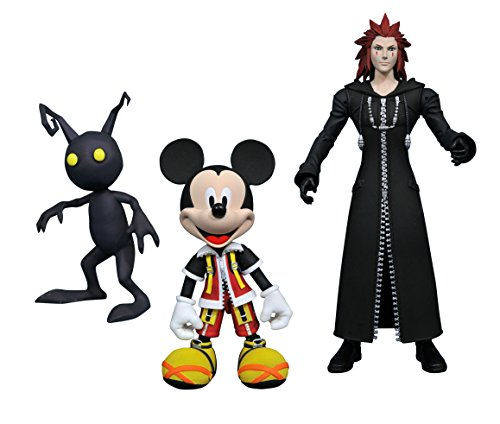 Kingdom Hearts APR178612 Select Series 1 Mickey/Axel and...