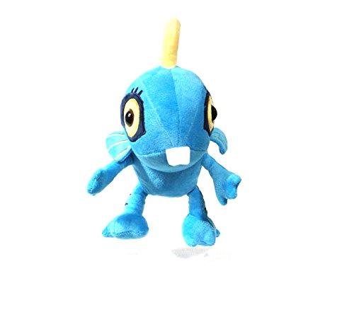 Muñeca de Murloc de World of Warcraft, juguete de peluche...