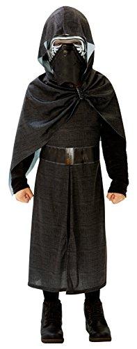 Star Wars - Disfraz de Kylo REN, Episode 7, Deluxe, para...