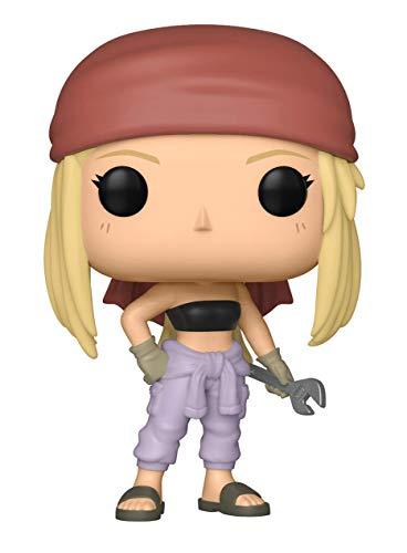 Figura Pop Fullmetal Alchemist. Winry