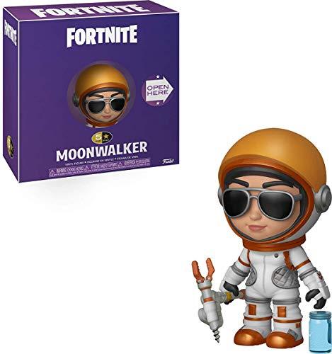 Funko- 5 Star: Fortnite: Moonwalker Figura De Vinilo,...