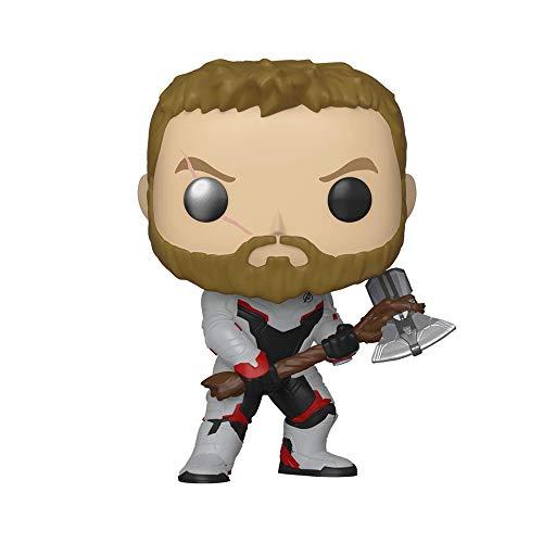 Funko - Pop! Bobble: Avengers Endgame - Thor Figura...