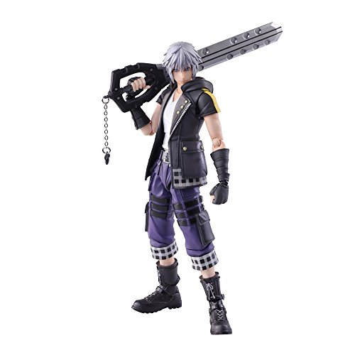 Kingdom Hearts III Bring Arts – Riku – Not Machine per
