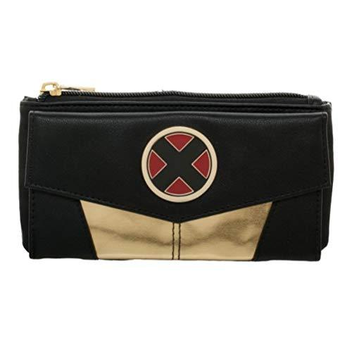 X-Men Licencia Oficial Marvel X-Men Logo Solapa Frontal...