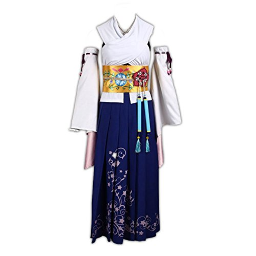 Dream2Reality Final Fantasy X Cosplay disfrace Yuna 1st Ver...
