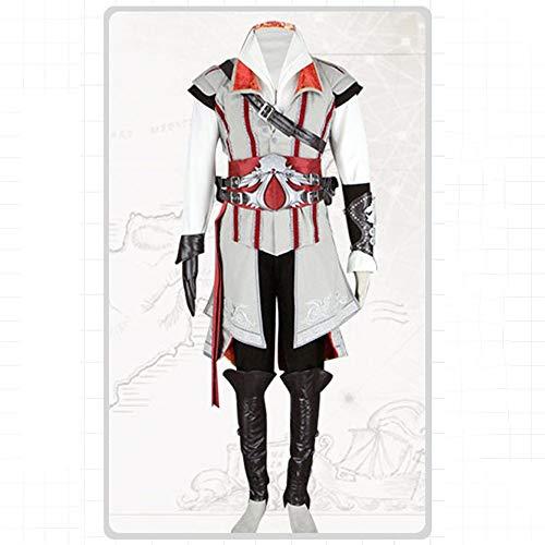 Ropa de juego Assassins Creed hoja oculta en roles que juega...