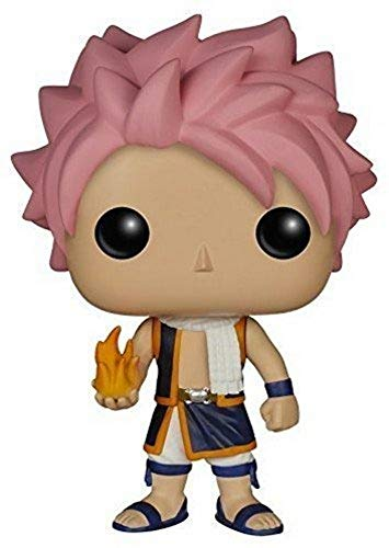 Funko- Fairy Tail: Natsu Figura Coleccionable de Vinilo,...