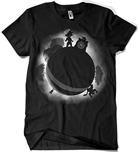 Camisetas La Colmena - 360-Goku in Limbo (DDjvigo) L