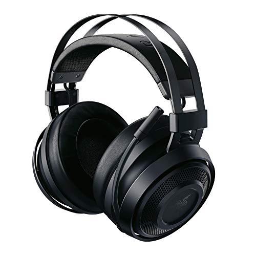 Razer Nari Essential - Auriculares inalámbricos para juegos...