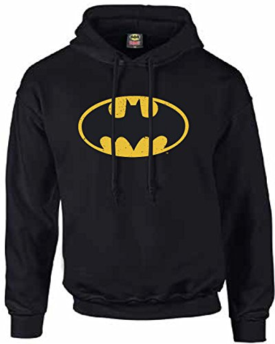 Batman-Sudadera con capucha, unisex, con logotipo de...