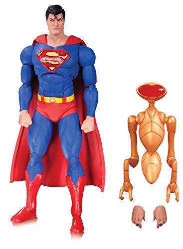 DC Comics AUG150313 Icons Superman Figura de acción