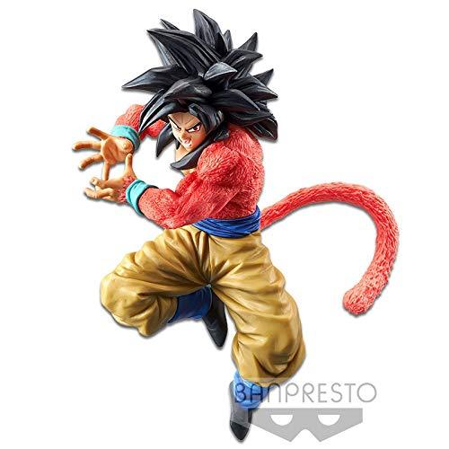 Banpresto. Dragon Ball GT Figure Son Goku SSJ4 x10...