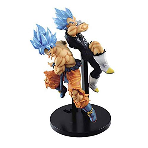 Banpresto Dragon Ball S TAG FIGHTERS VEGETA SON GOKOU Figure...