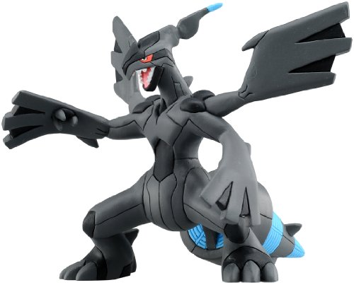 Takaratomy Pokemon Best Wishes Hyper Size MHP-04 Zekrom...