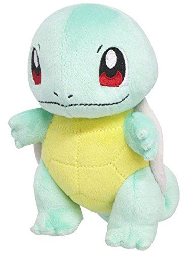 Sanei Pokémon - 6 Squirtle Plush