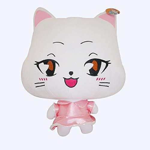 Anime Fairy Tail Happy & Charles Plush Toy Kawaii Happy &...