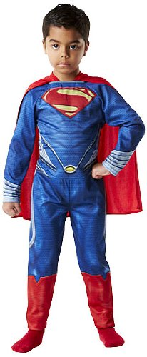 Rubies`s - Disfraz infantil de Superman Man Of Steel...