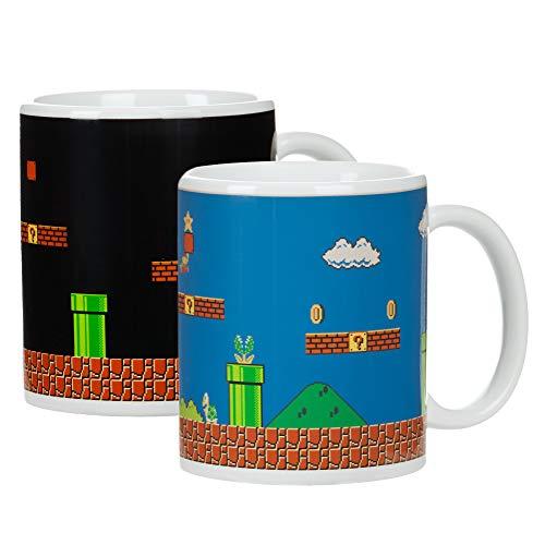Nintendo PP2927NN Taza Cambio al Calor Super Mario Bros,...